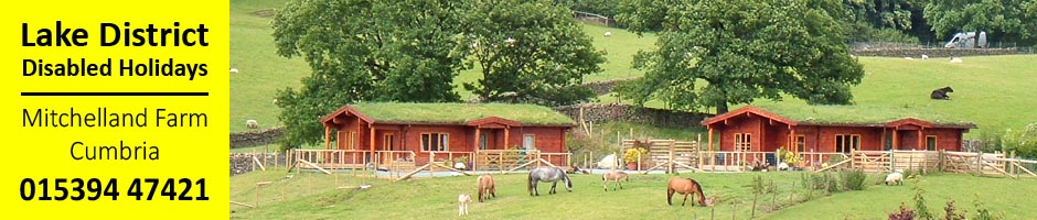 Lake District Disabled Holidays